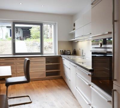 küche in l-form - contemporary - kitchen - nuremberg -herpich