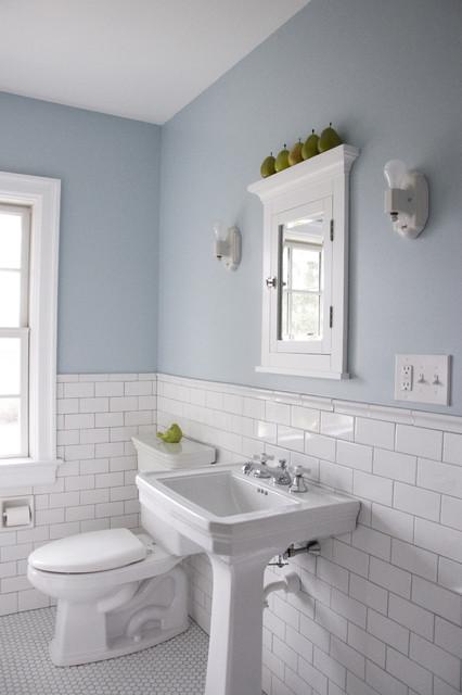 vintage bathroom - traditional - bathroom - philadelphia - by