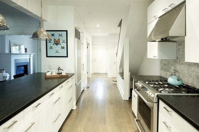 Modern Ikea Family Kitchen Contemporary Kitchen