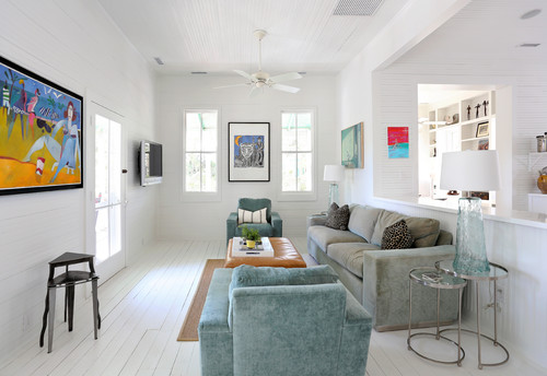 Amy Trowman Design - Beach Houses
