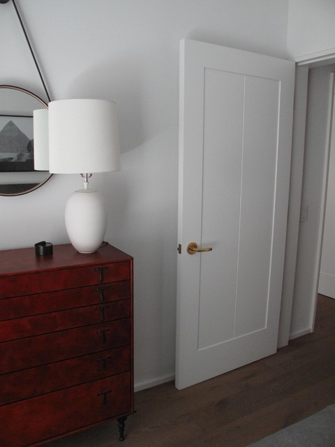 14th street - bedroom door - contemporary - bedroom - new york