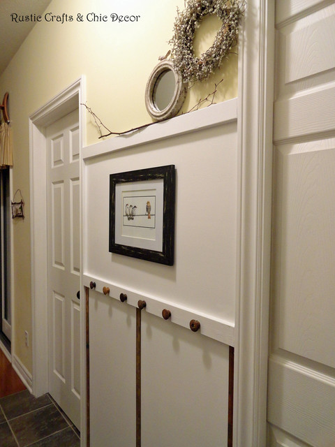 Cottage Decor Ideas Easy Sea Artifacts Adorn This Board And Batten