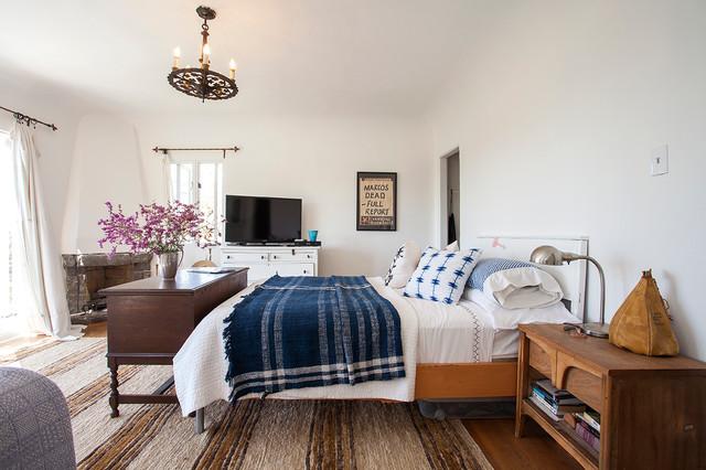 Interior Design Photography Los Angeles September 2015 mediterranean-bedroom