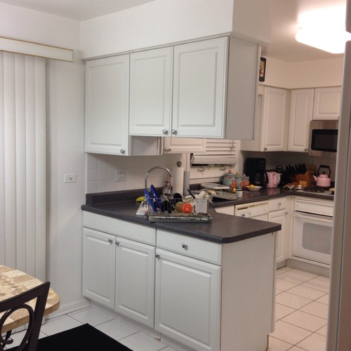 What color white to paint my kitchen cabinets for What color should i paint my kitchen with white cabinets