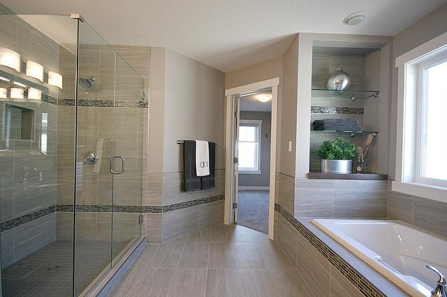 Cameron model Show Home - Traditional - Bathroom ... on Bathroom Models  id=99132