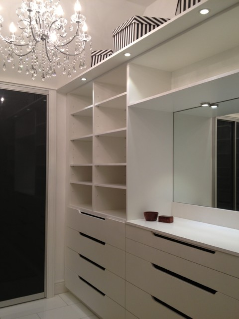 Walk In Wardrobe Modern Bedroom Other By DST