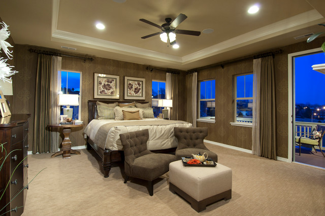 century communities - colorado springs - traditional - bedroom