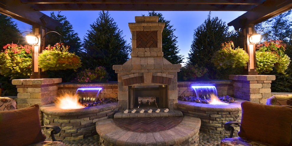 Outdoor Living with Three Season Room - Contemporary ... on Outdoor Living Ltd  id=21624