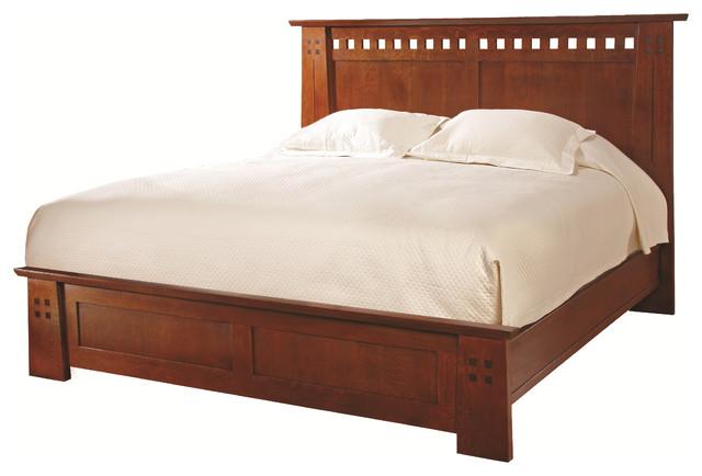 Stickley Bed Stickley Highlands Bed 89 91 952 K