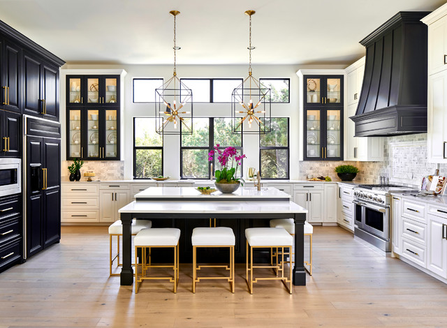 """Stunning Kitchen and Whole House Remodel - from """"Outdated"""" to """"Gorgeous""""! traditional-kitchen"""