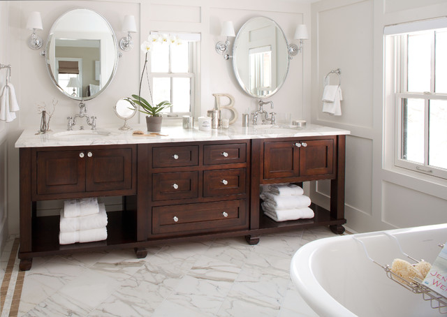 Traditional Bathroom- Bath Vanity traditional-bathroom