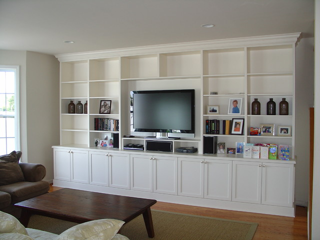 Lacquer Painted Wall Unit on Living Room Wall Units id=89120