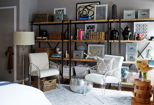 Small-Space Makeover: A Chic 400-Square-Foot Apartment