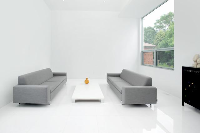 Minimalist Livingroom Modern Living Room Toronto