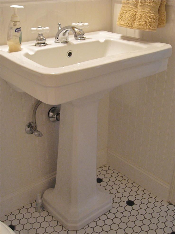 old fashioned looking bathroom sinks