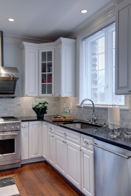 1920s Home Kitchen Remodel Traditional Kitchen