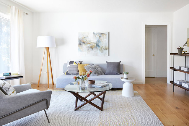 SAN RAFAEL BUNGALOW scandinavian-living-room