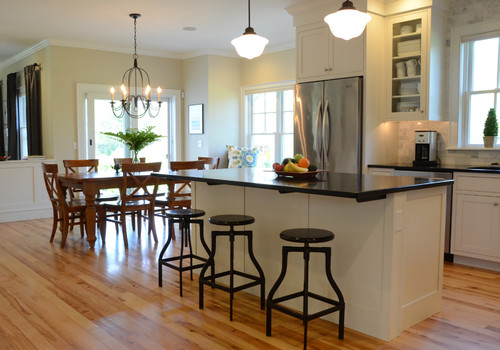 My Houzz: Form Meets Function In A Vermont Family Home