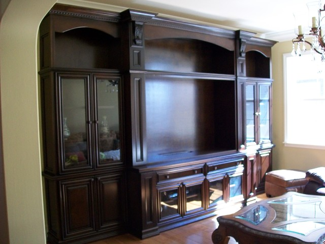 Entertainment Center and Wall Units on Living Room Wall Units id=89015