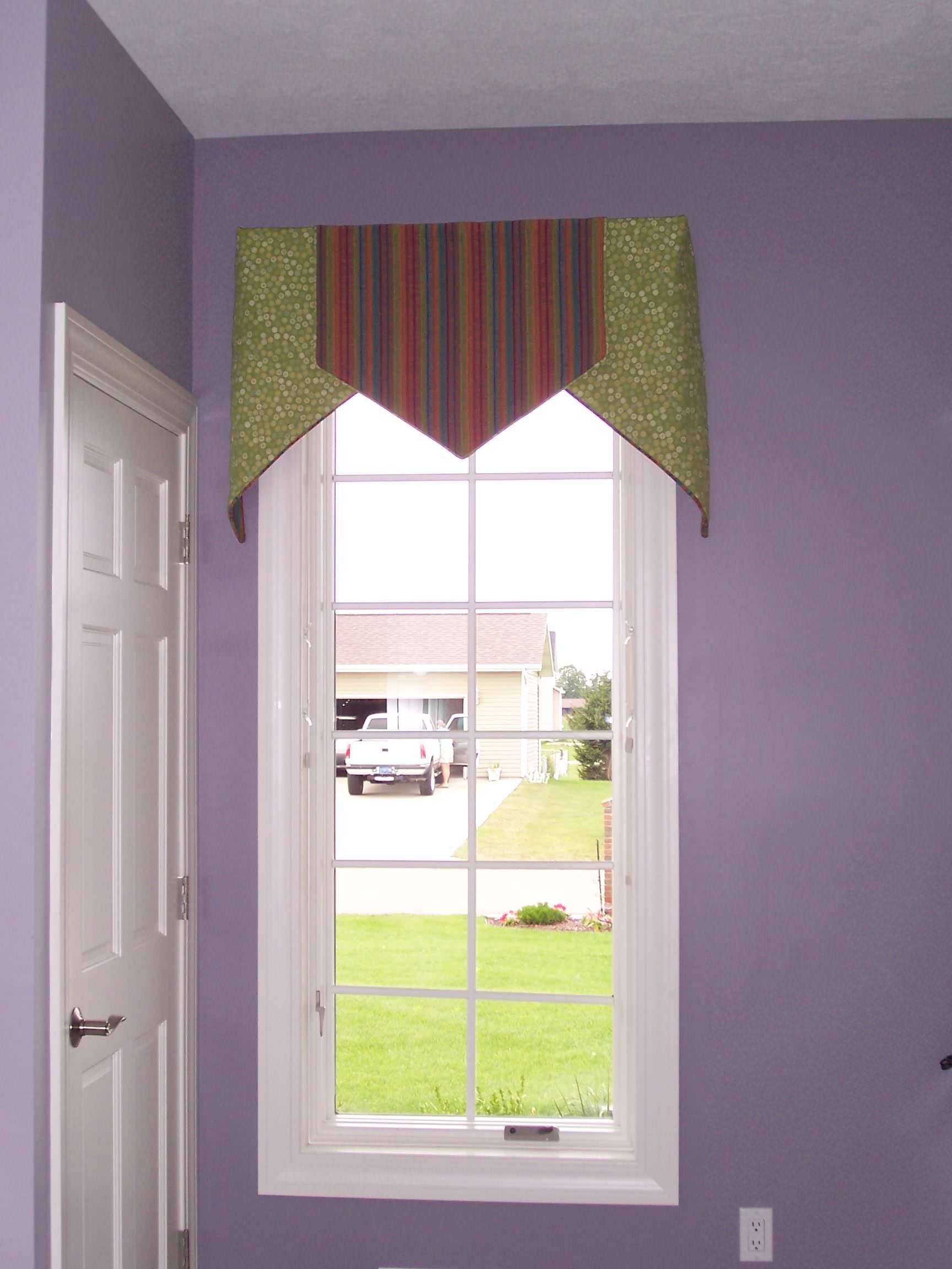 Contemporary Window Valances Houzz