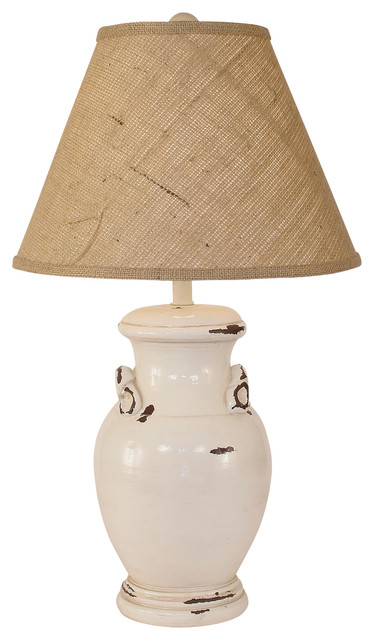 Crock Pot With Handles Lamp Farmhouse Table Lamps By