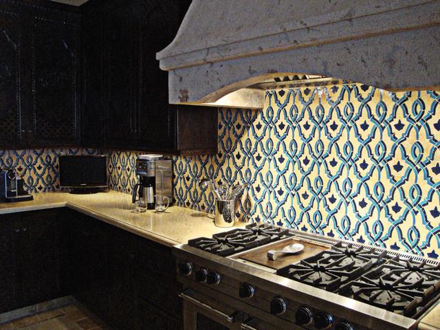 El Dorado Project mediterranean-kitchen