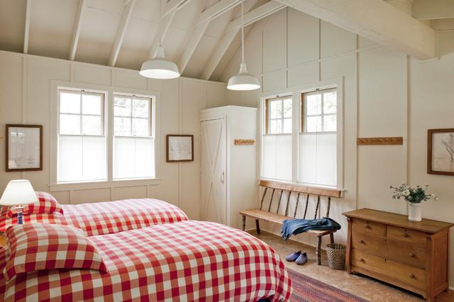 Bathhouse farmhouse-bedroom