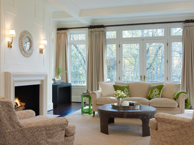 Fresh Modern Colonial   Contemporary   Family Room   DC Metro   by     Fresh Modern Colonial contemporary family room