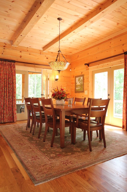 Log Cabin Style Furniture