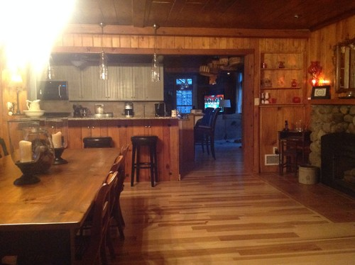 Should I Paint A Knotty Pine Dining Room