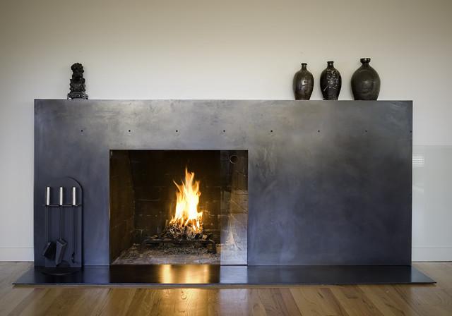 Martin Residence Modern Living Room Seattle By