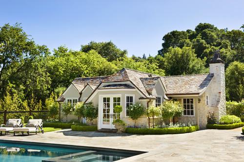 Atherton, California Estate by Markay Johnson Construction