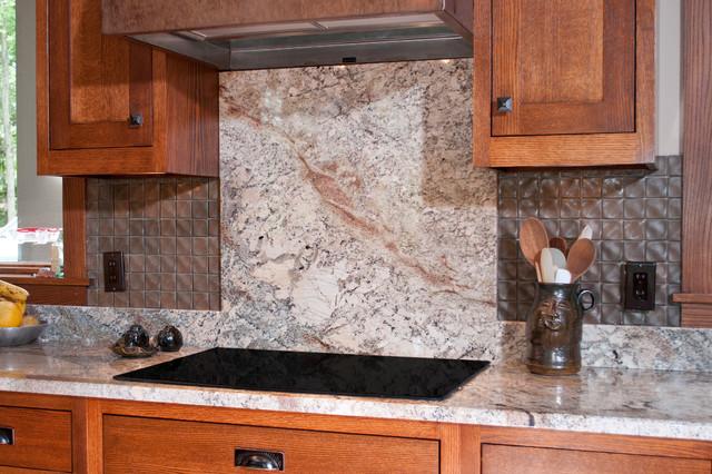 Full Height Granite Backsplash on Granite Stove Backsplash  id=97935