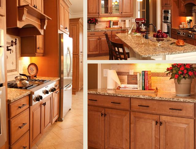 Maple Kitchen Cabinets   Carlton Door Style   CliqStudios ... on Maple Cabinets Kitchen  id=54200