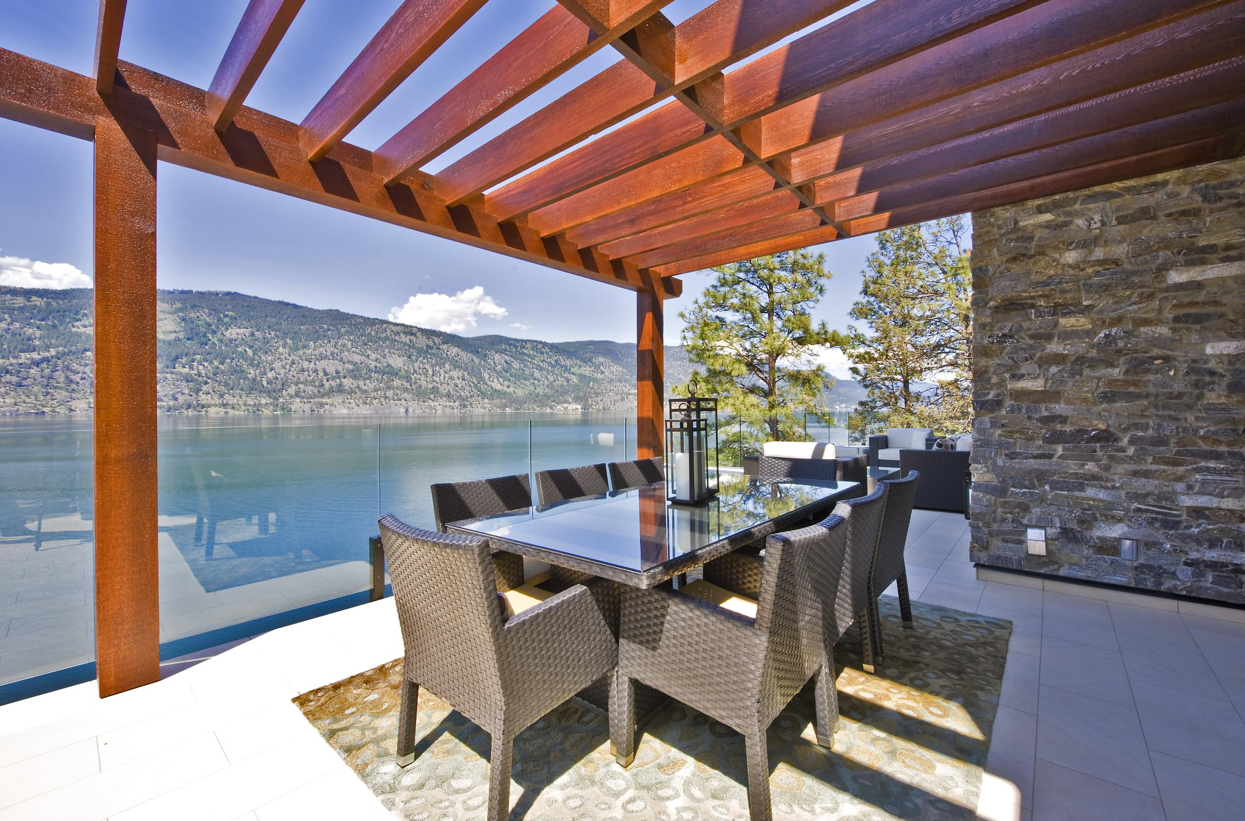 View Houzz Pergola Patio Gif
