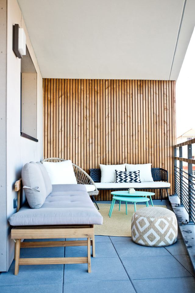 75 Beautiful Large Balcony Pictures Ideas January 2021 Houzz