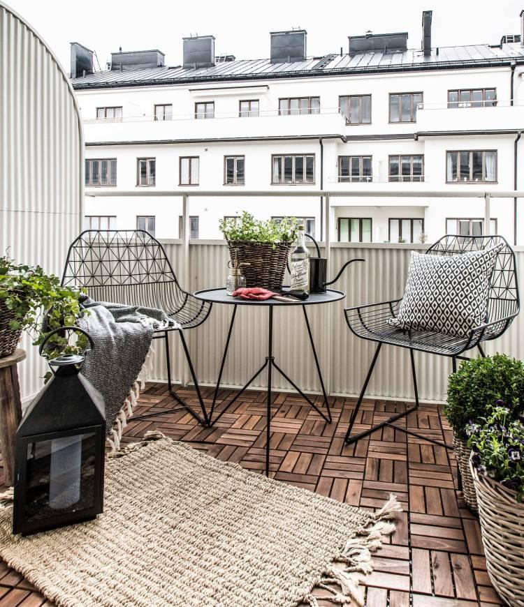 75 Beautiful Scandinavian Balcony Pictures Ideas January 2021 Houzz
