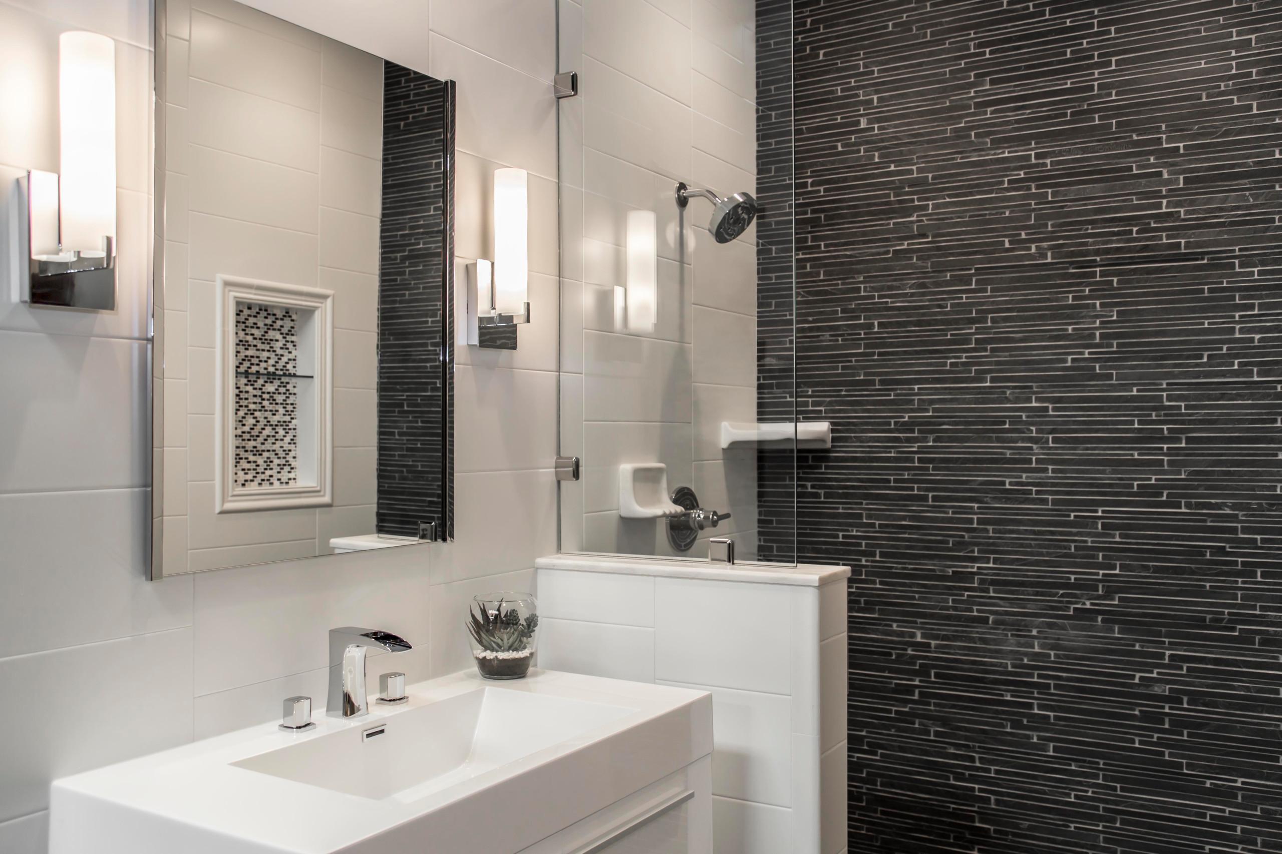 adoni black slate tile ideas houzz