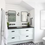 75 Beautiful Bathroom With Black Countertops Pictures Ideas February 2021 Houzz