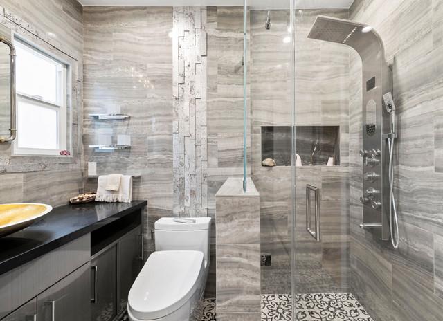 atwater village bathroom tiles