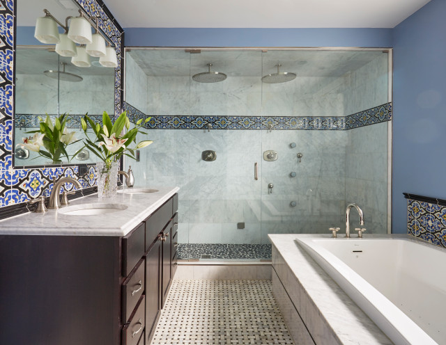 in master bathroom showers and tubs in 2019