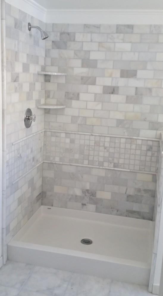 bestbath shower pan low threshold