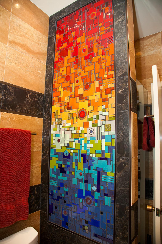 mosaic tile art houzz