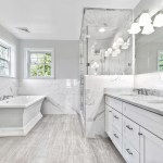 75 Beautiful Gray Tile Bathroom Pictures Ideas February 2021 Houzz