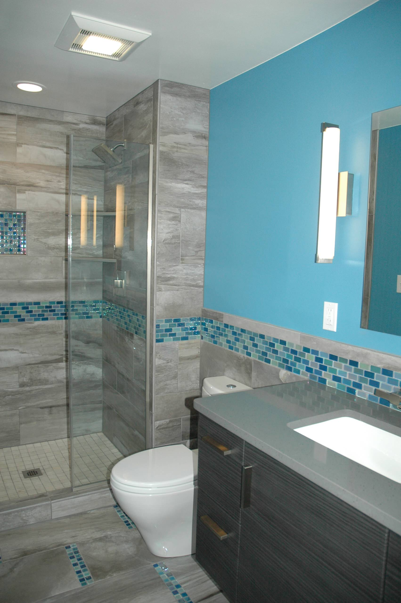 mosaic accent tile houzz