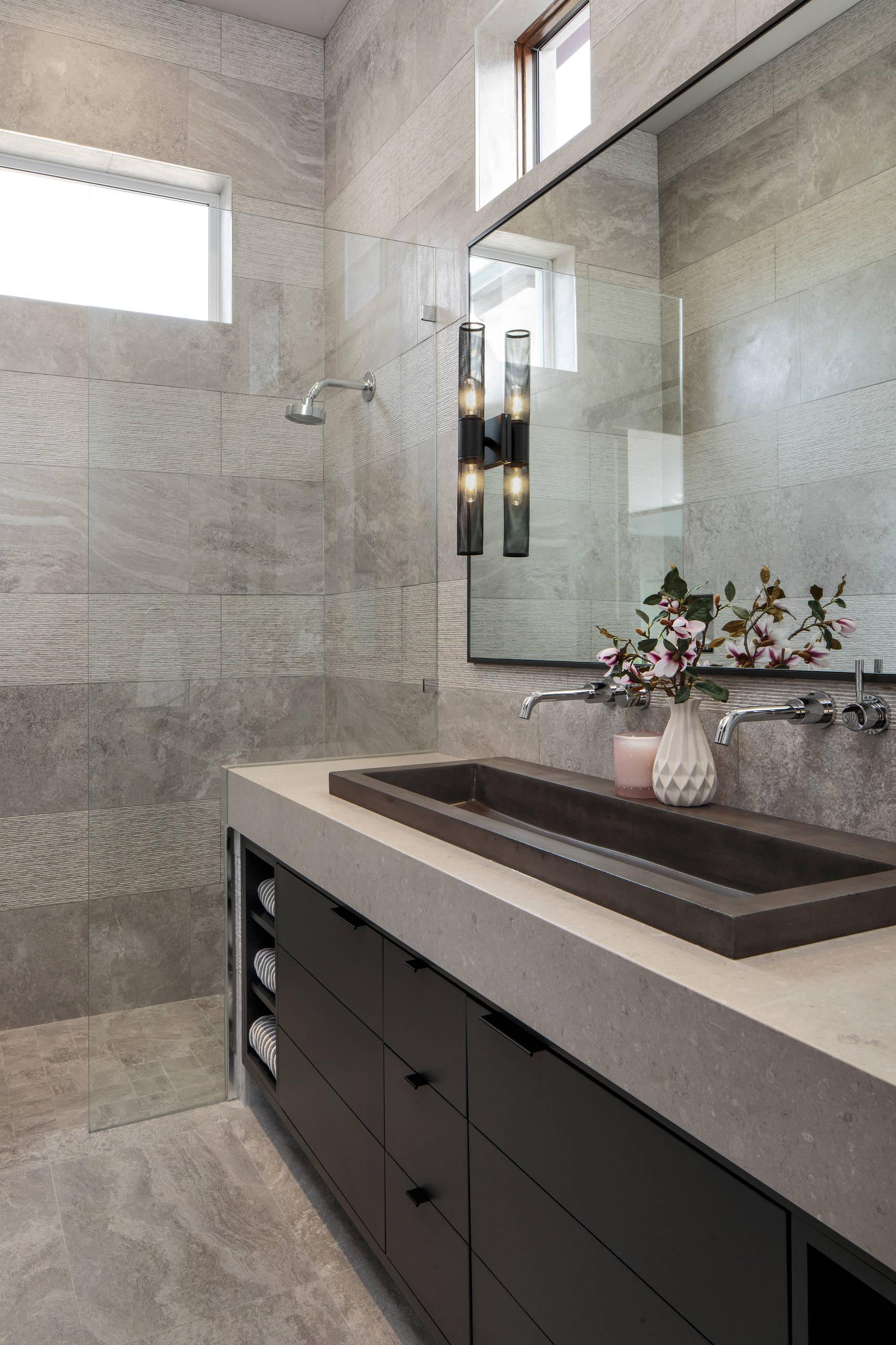 75 Beautiful Modern Bathroom Pictures Ideas November 2020 Houzz