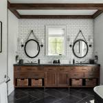 White Cabinets With Black Countertop Bathroom Ideas Photos Houzz