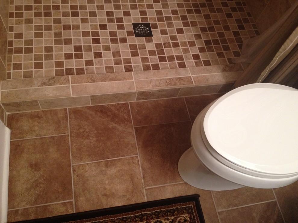 olcese mesa beige rust bathroom