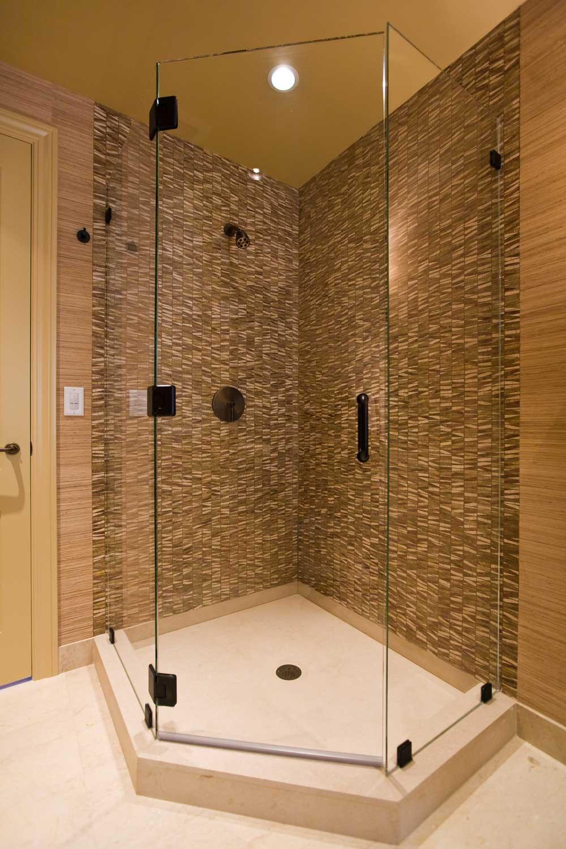 tile shower stall houzz