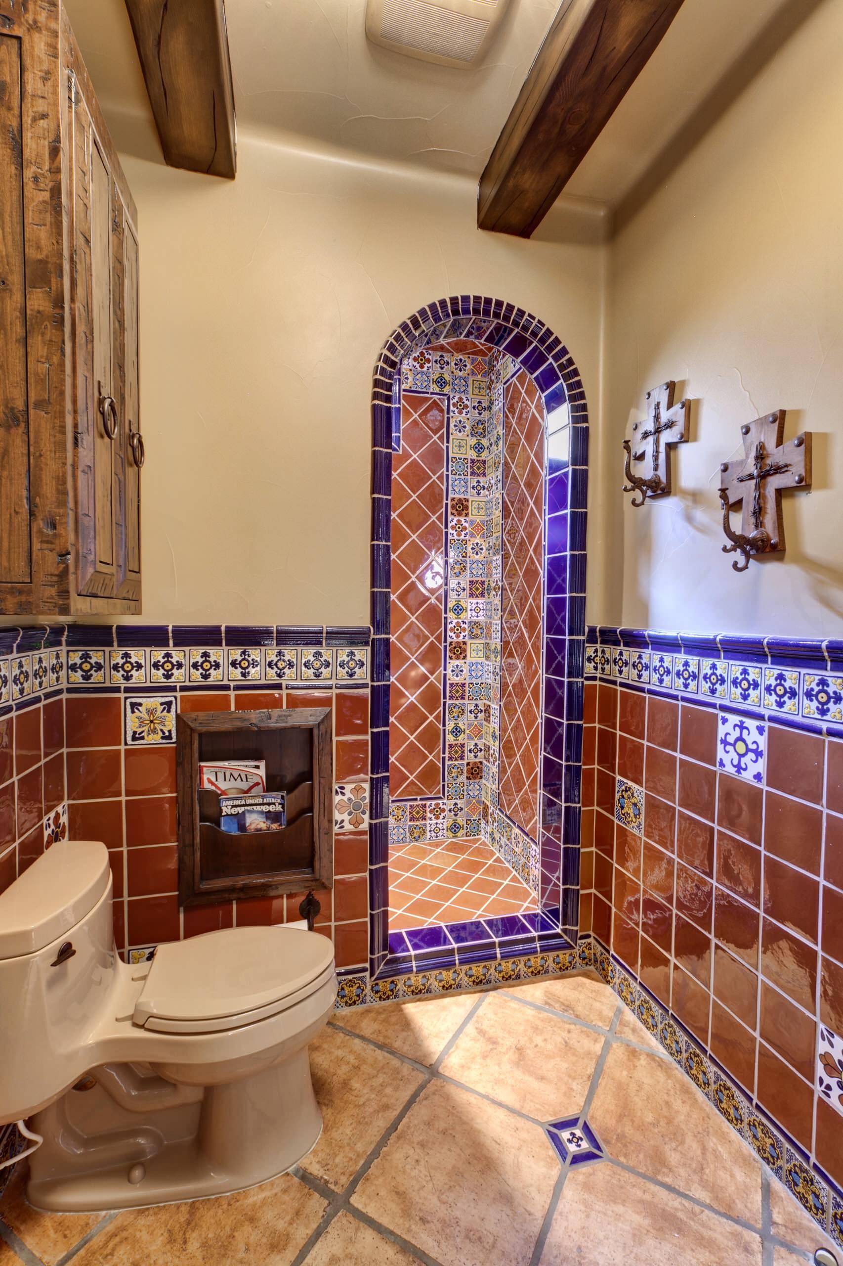 spanish tile floor designs